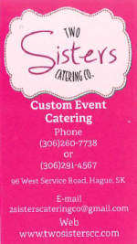 Two Sisters Catering Co.