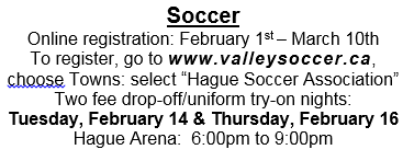Soccer Registration 2017