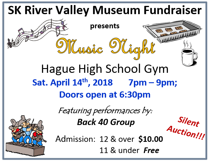Music Night @ Hague High School Gym | Hague | Saskatchewan | Canada