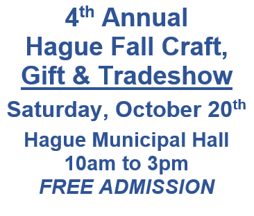 Craft Show @ Hague Municipal Hall | Hague | Saskatchewan | Canada